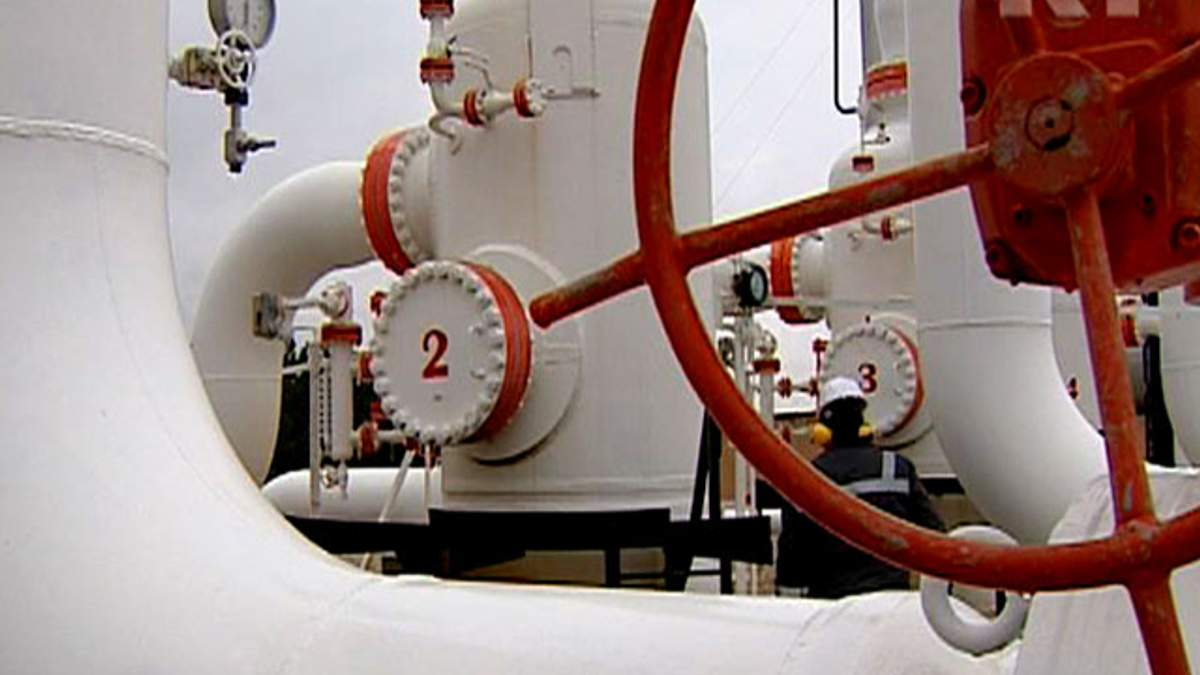 Стоимость газа в Европе достигла максимума с начала весны