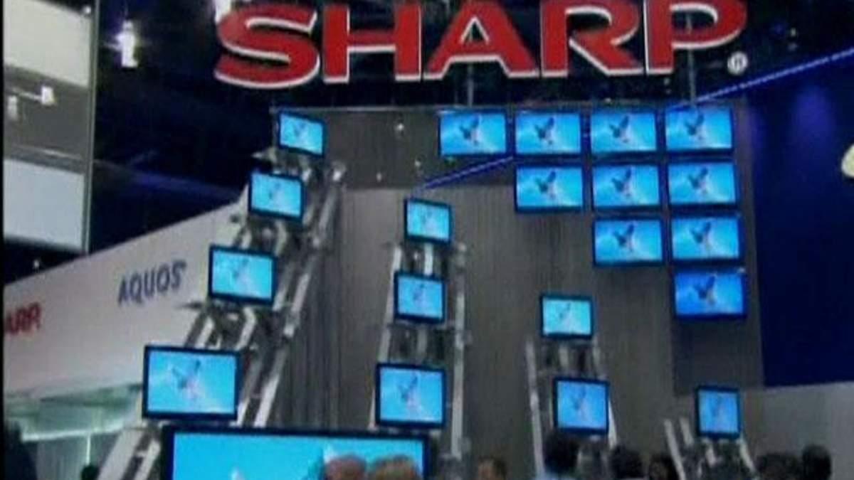 Intel и Qualcomm могут инвестировать в Sharp $378 млн