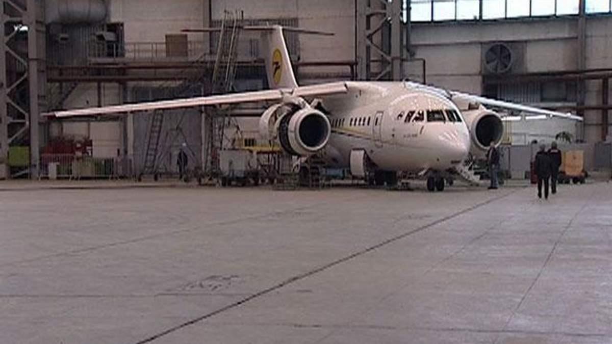 Український авіапром намагається вийти на серійне виробництво