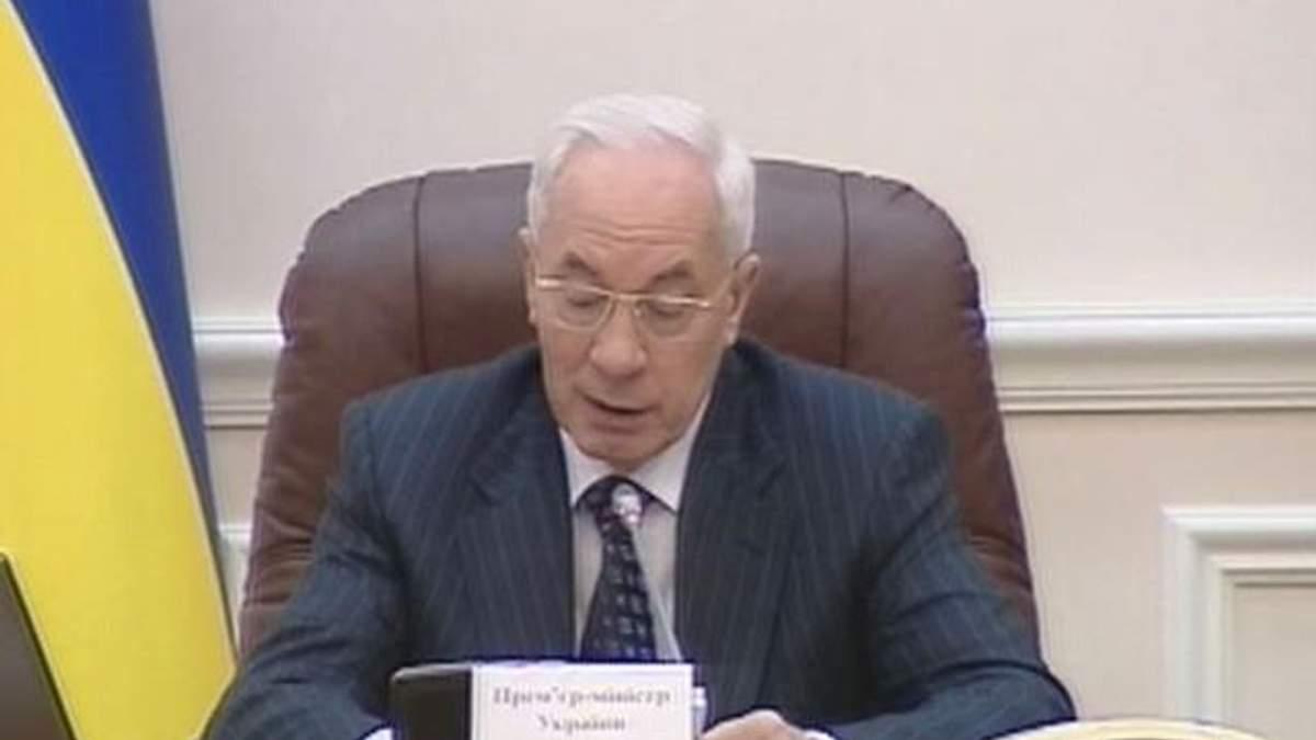 Азаров: Озимі зійшли на 96% посівних площ