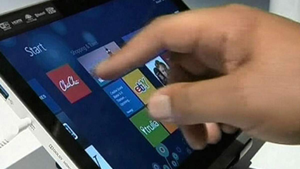 Microsoft реалізувала 60 мільйонів ліцензійних копій Windows 8