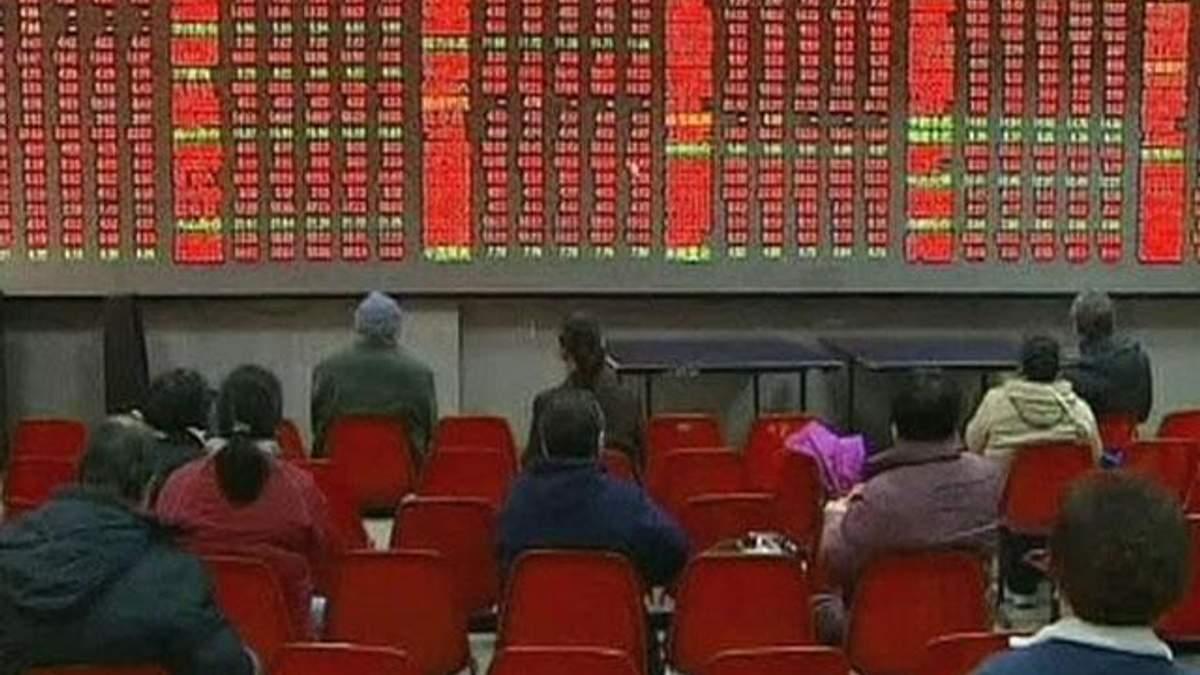 Торговий профіцит Китаю зріс у 1,5 рази