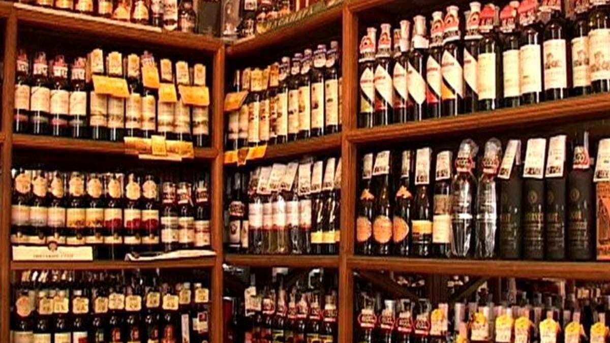 Украинские виноделы в 2012-м сократили производство на 8%