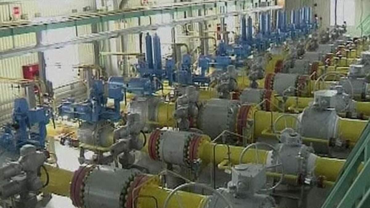 Чеський газопровід GAZELLE ввели в експлуатацію