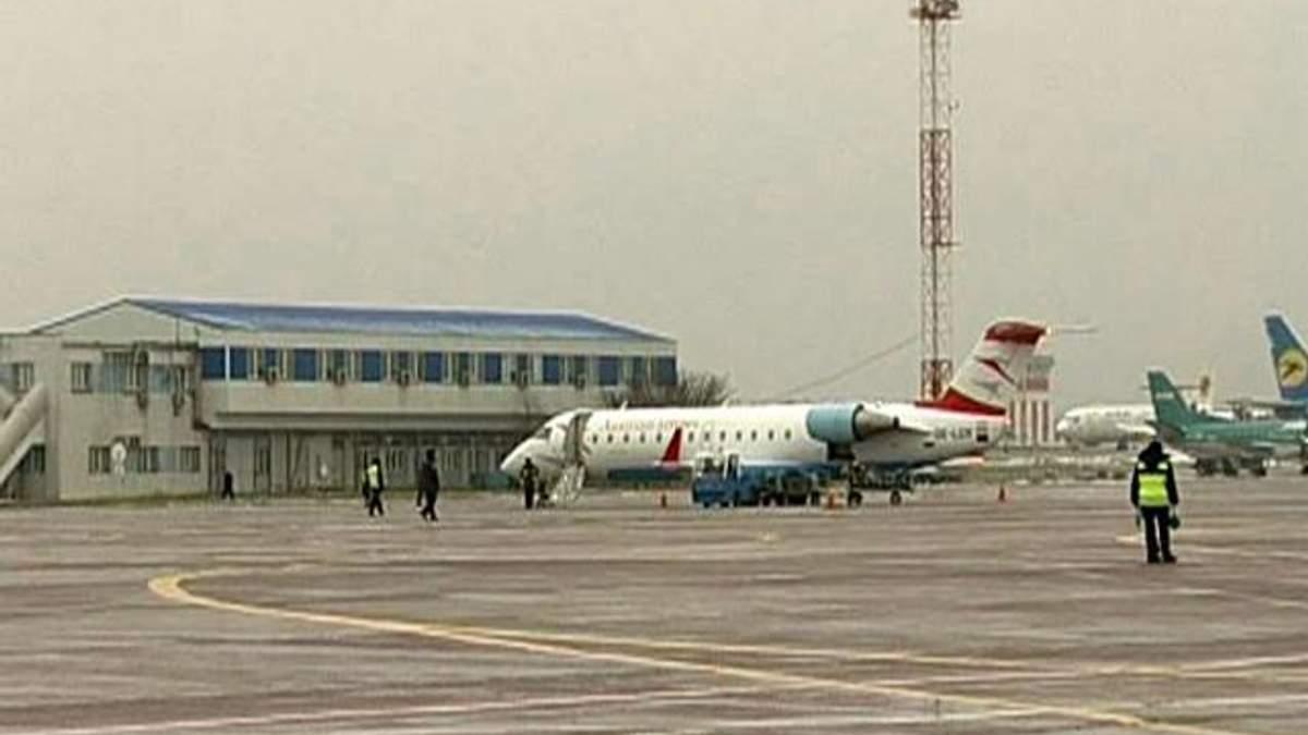 Аеропортові збори в Україні зробили граничними