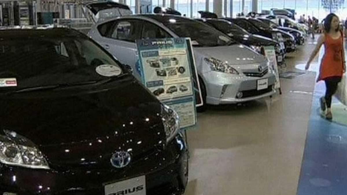 Продажі автомобілів у Європі впали до мінімуму з 1995-го