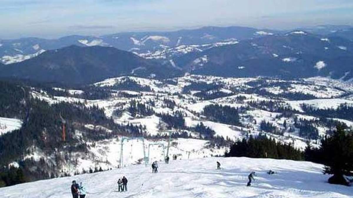На Львівщині люди Януковича майже купили гору за 40 мільйонів