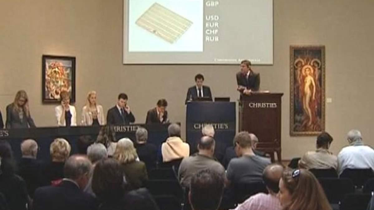 Виторг аукціонного дому Christie's торік сягнув $6,23 млрд