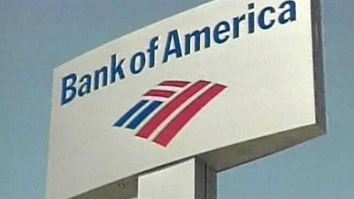 Чисті прибутки Bank of America у IV кварталі скоротились на 65%