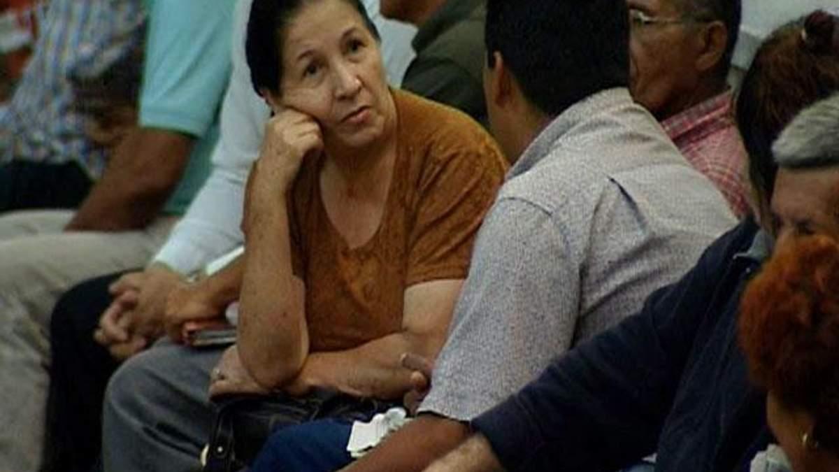 Венесуельці потерпають від дефіциту продовольства
