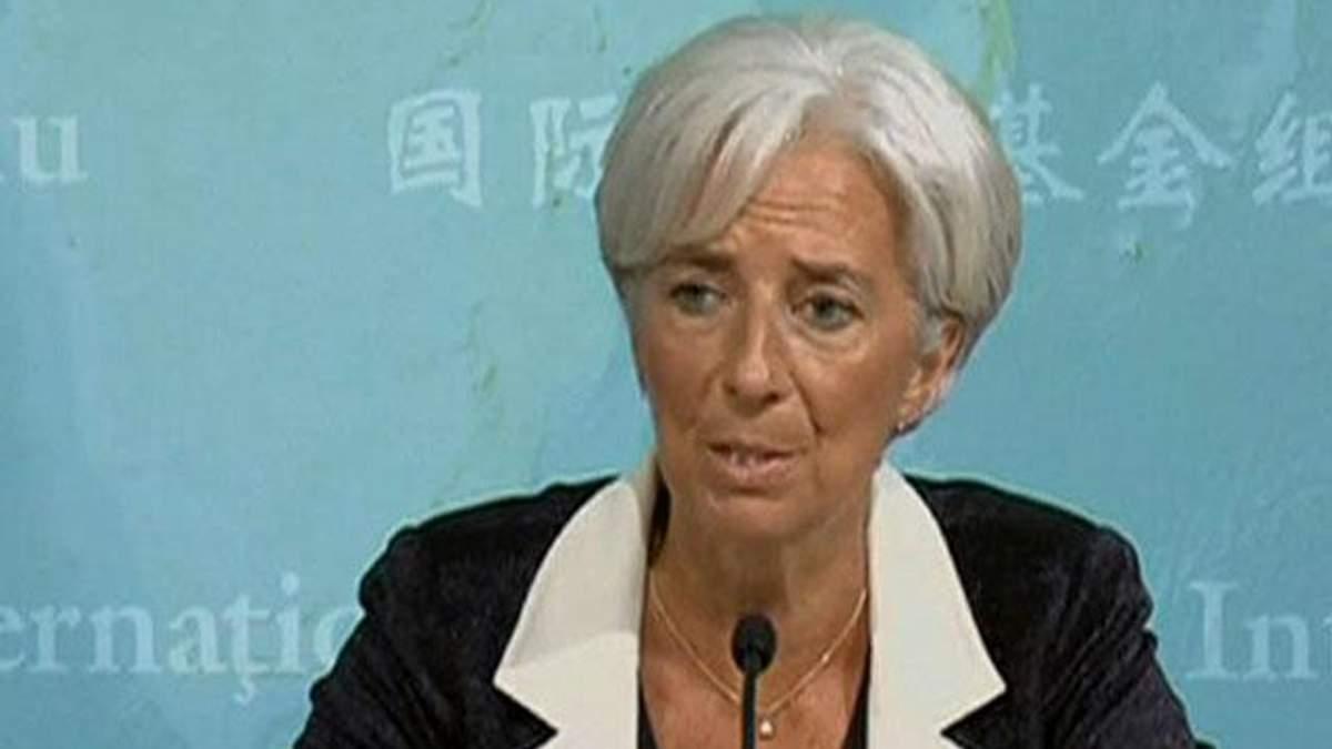 Усі країни повинні виконувати свої зобов'язання, - МВФ