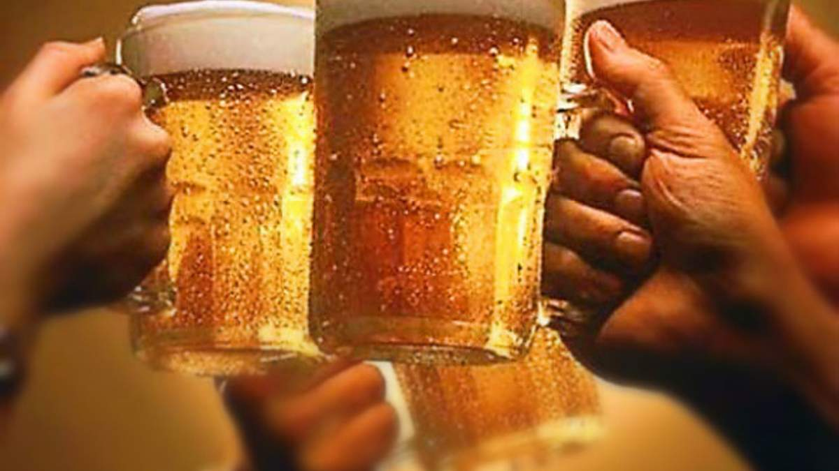 В Україні збільшився експорт пива