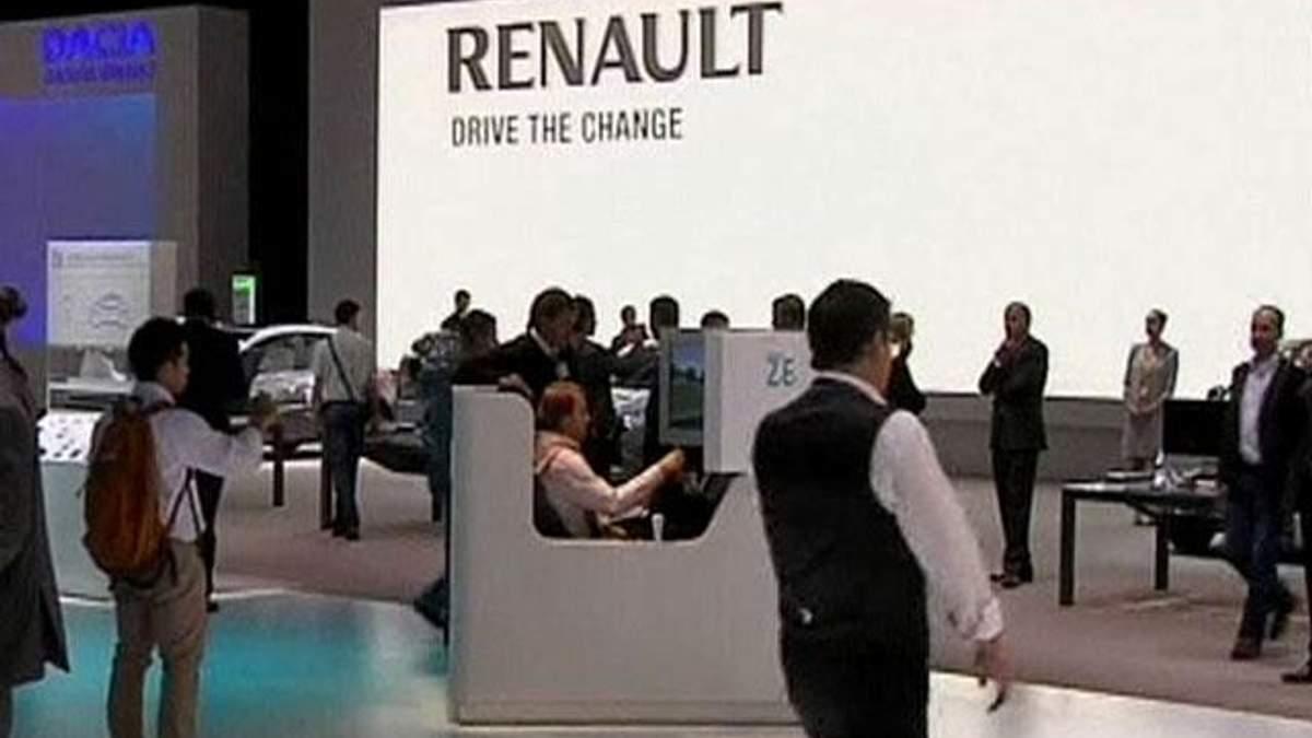Renault побудує завод у Китаї