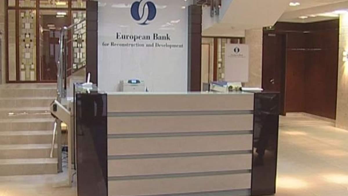 ЄБРР погіршив прогноз зростання української економіки