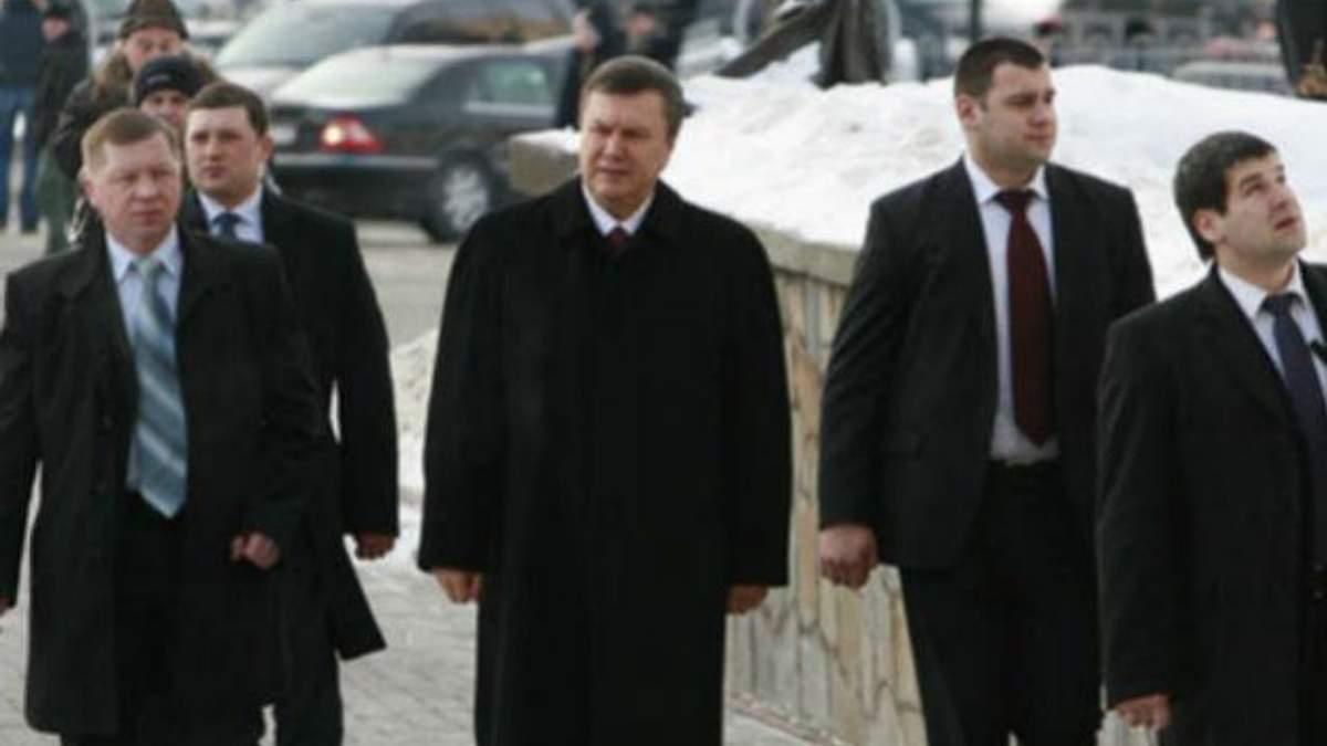 Януковича у Давосі супроводжуватиме 14 охоронців