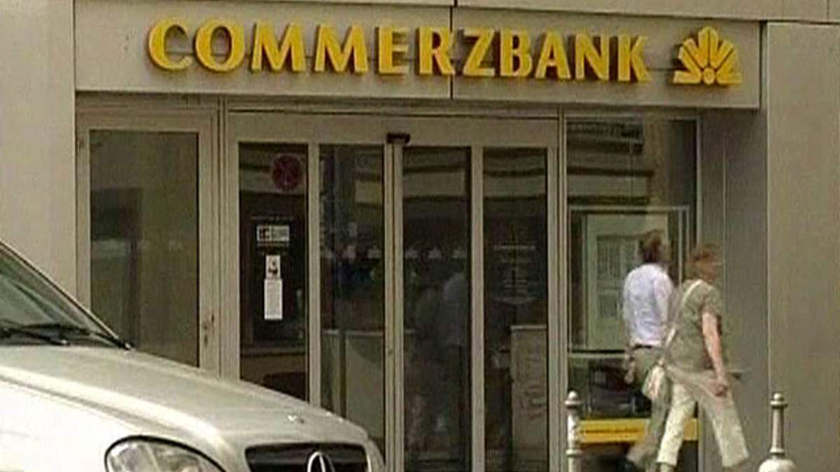 Німецький Commerzbank планує масштабні звільнення