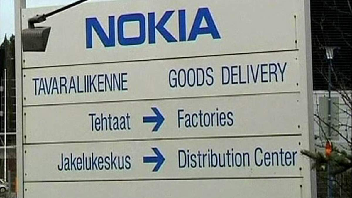 Nokia вперше за 20 років не виплатить дивіденди