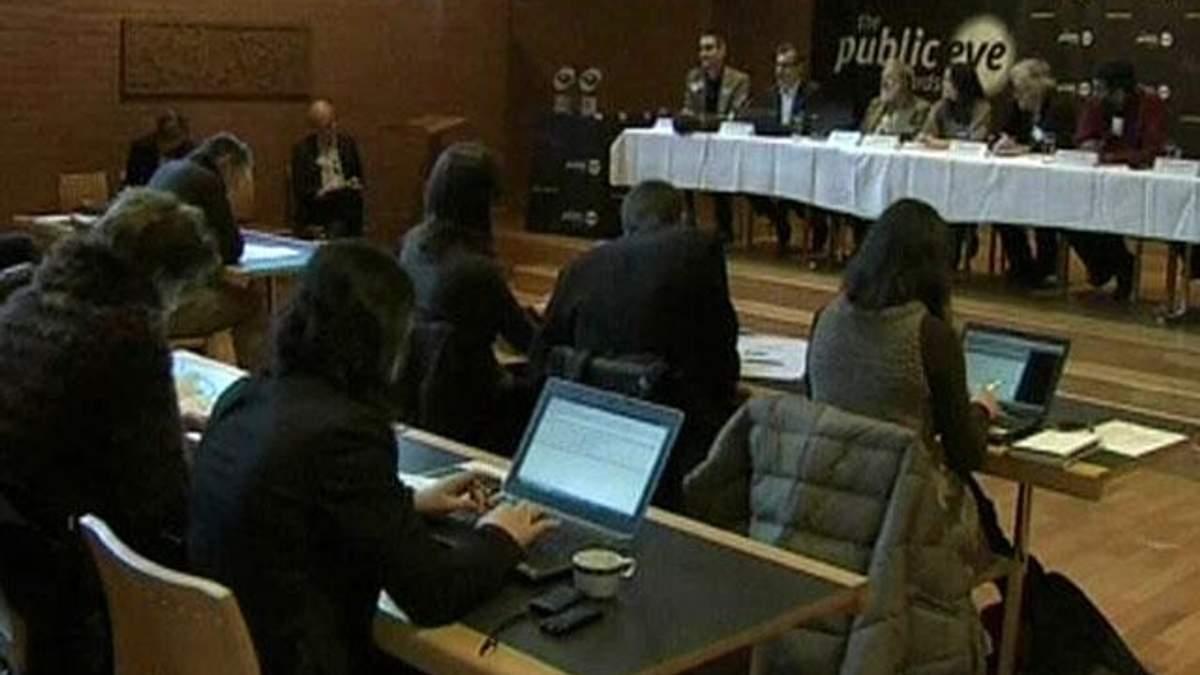На экономическом форуме в Давосе определили худшие примеры ведения бизнеса