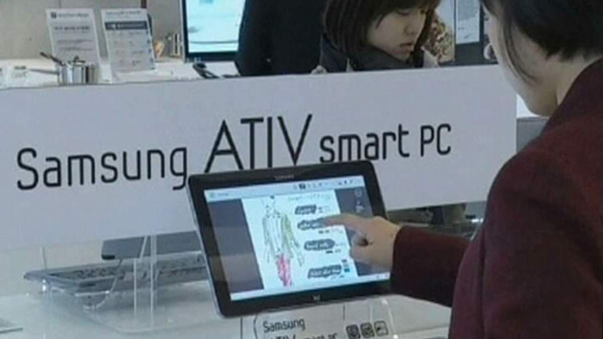 Чистий прибуток Samsung у IV кварталі зріс на 76%
