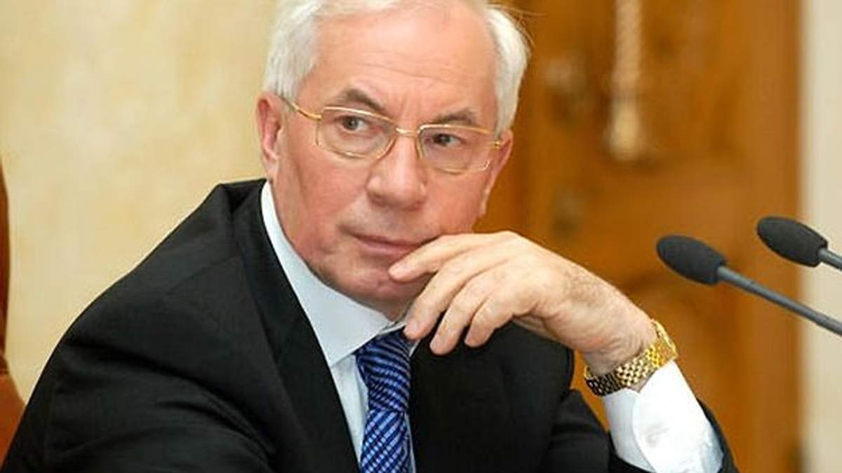 Азаров розповів, що отримувати газ з Європи вигідніше, ніж з Росії