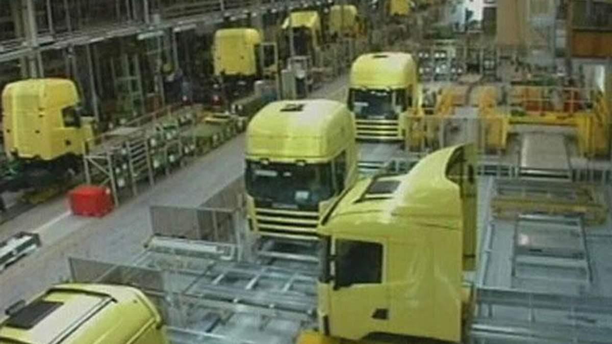 Volvo викупить 45% акцій спільного з китайським виробником підприємства