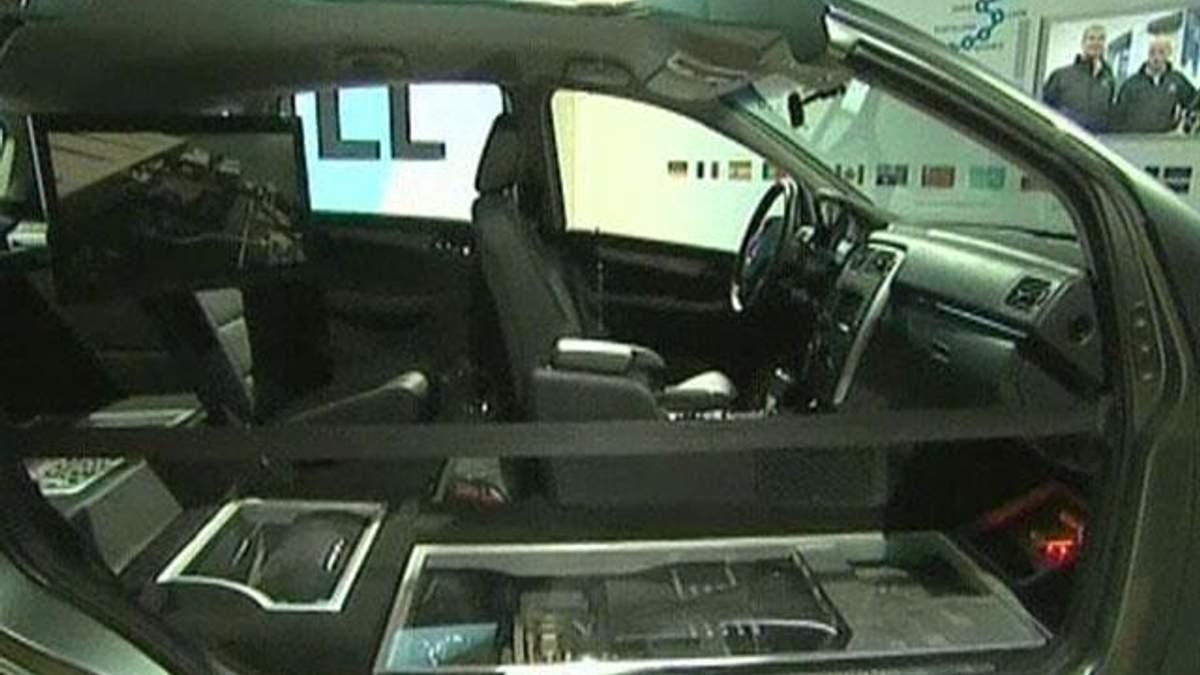 Ford, Nissan і Daimler виведуть на ринок авто на паливних елементах