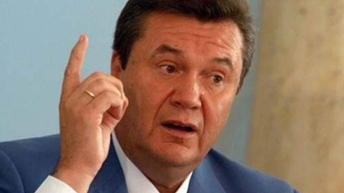 Янукович розповів, що з 2010 року економіка постійно зростала
