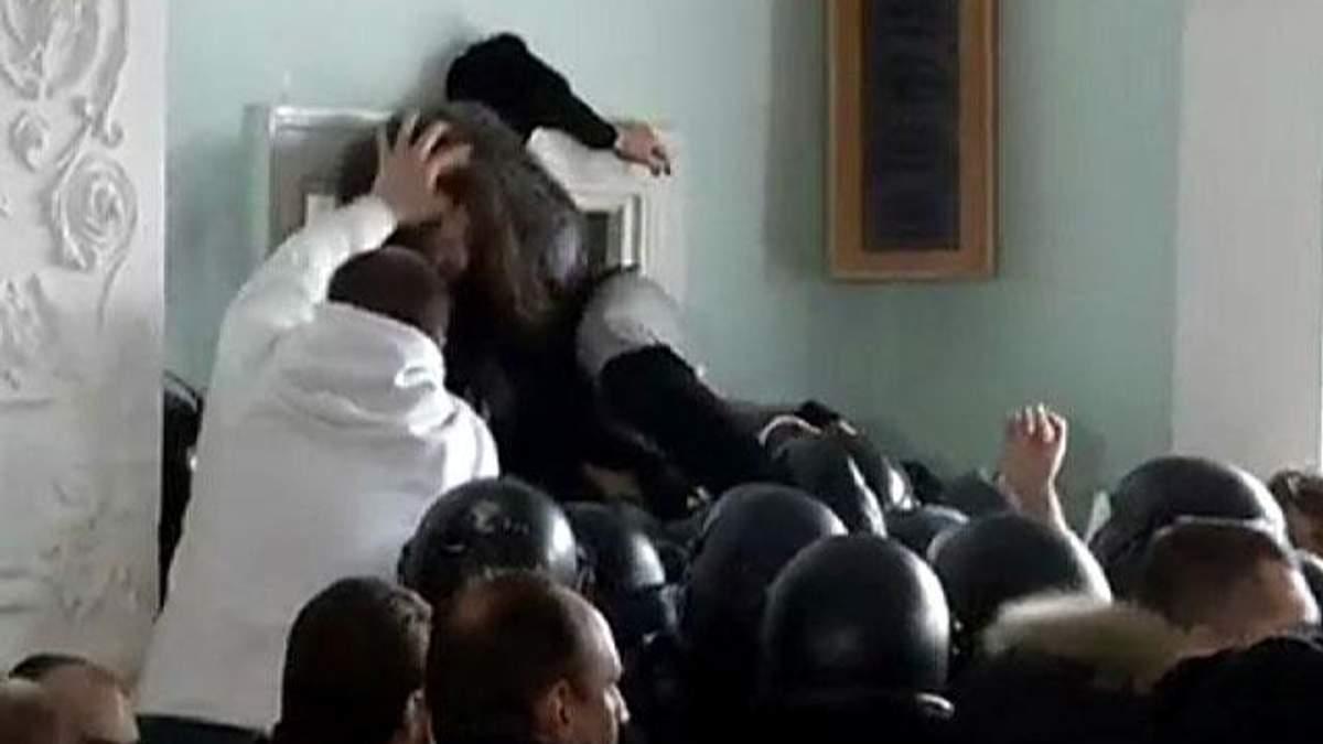 УДАР назвав засідання громадської ради при КМДА нелегітимним