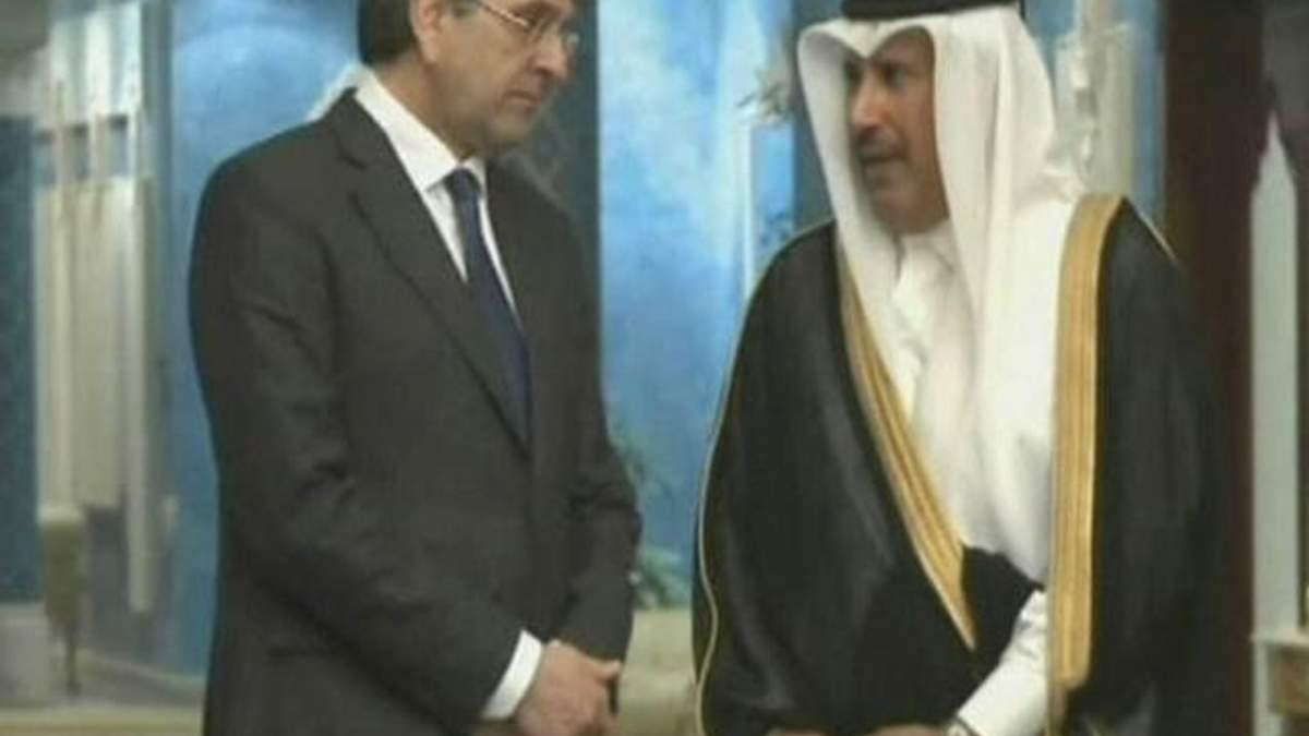 Греція отримає від Катару гроші на розвиток бізнесу