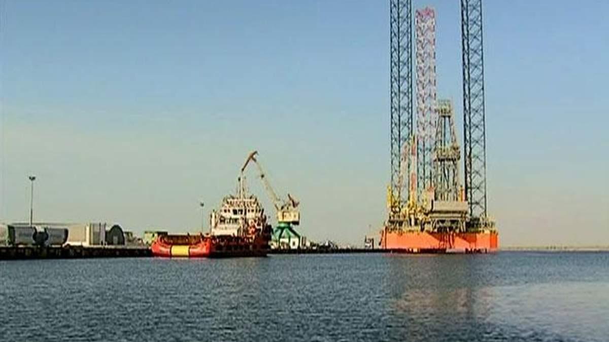 Україна планує видобувати найбільше газу в Чорному морі