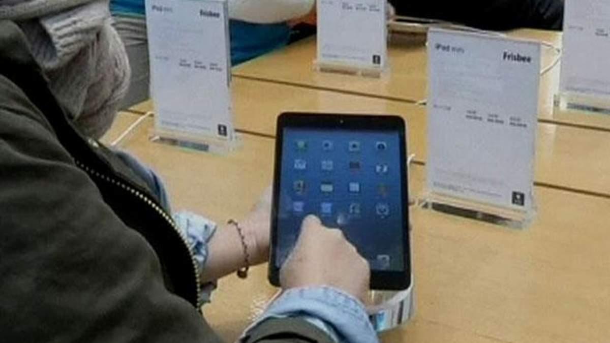 Частка Apple на ринку планшетів знизилась майже на 3%