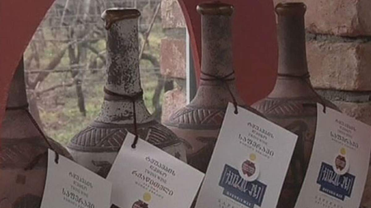 Грузия может возобновить поставки вина в РФ