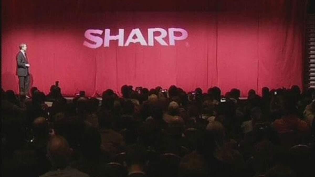 Samsung викупить 3% Sharp за $111 млн