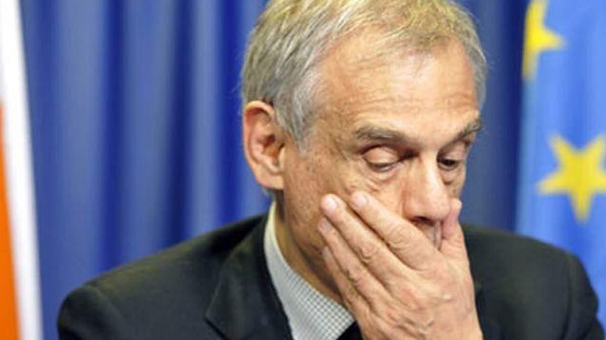 На Кипре министр финансов ушел в отставку