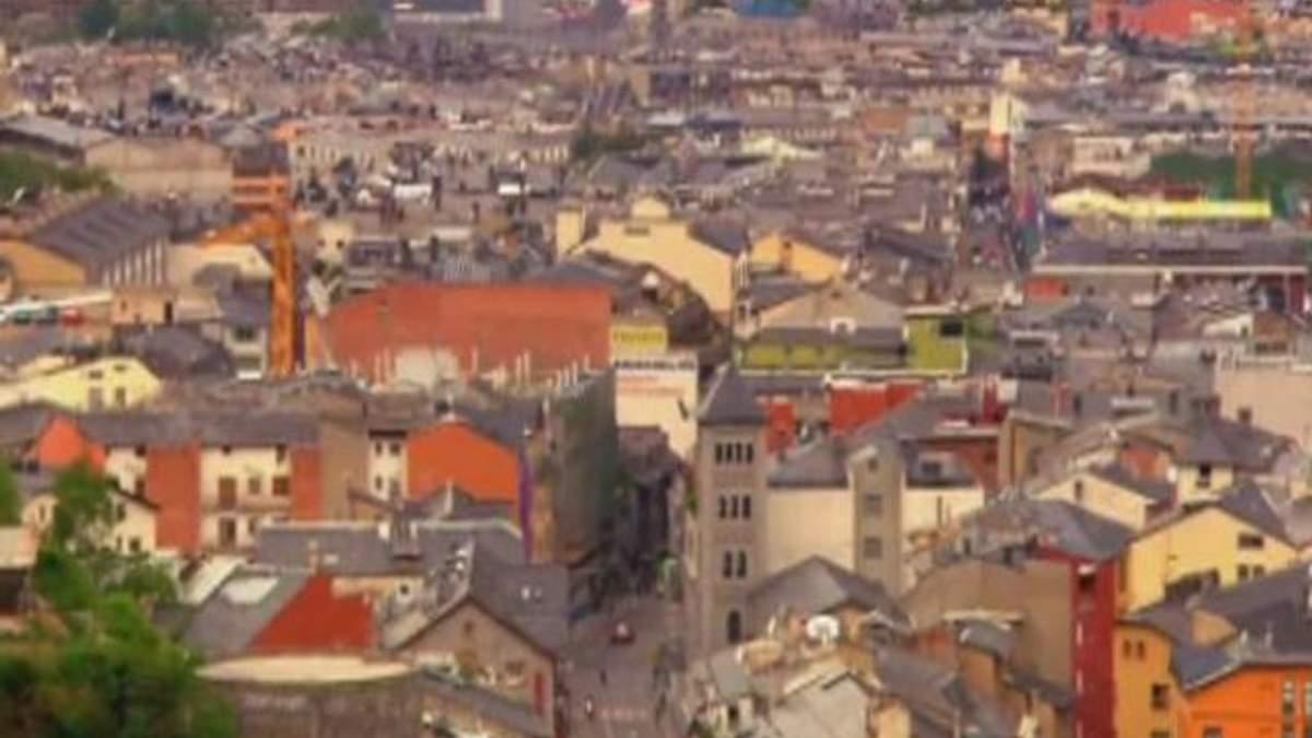 Андорра вводит налог на доходы физических лиц