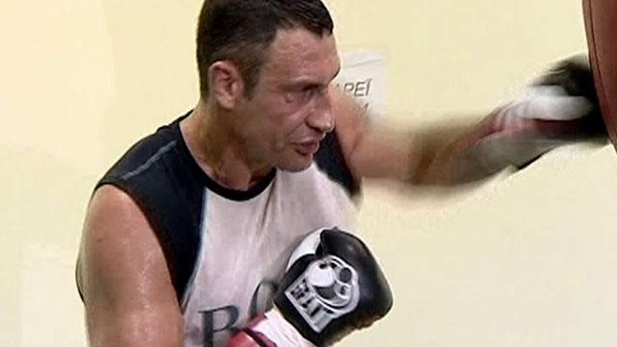 Віталій Кличко може повернутись в ринг, - тренер