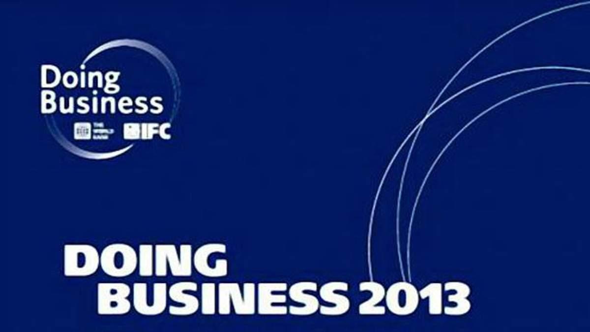 Світовому банку порекомендували закрити рейтинг Doing Business