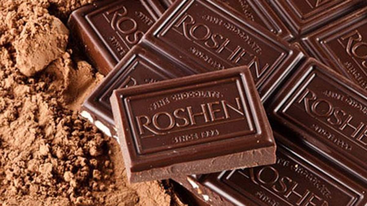 Беларусь не будет запрещать украинский шоколад Roshen