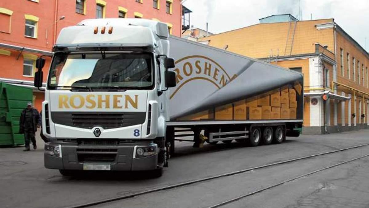 В п'ятницю Україна та Росія проведуть переговори щодо продукції Roshen