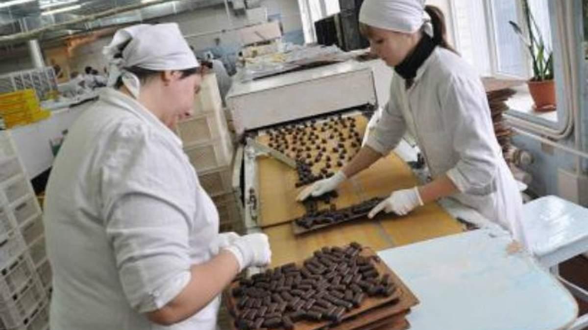 Украина попросила ВТО защитить интересы отечественных кондитеров