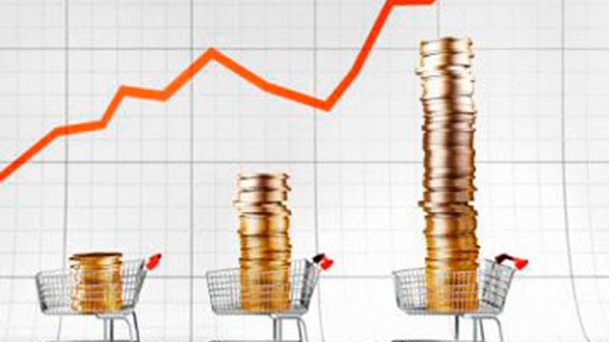 Інфляція в Україні пришвидшилася до 0,5%