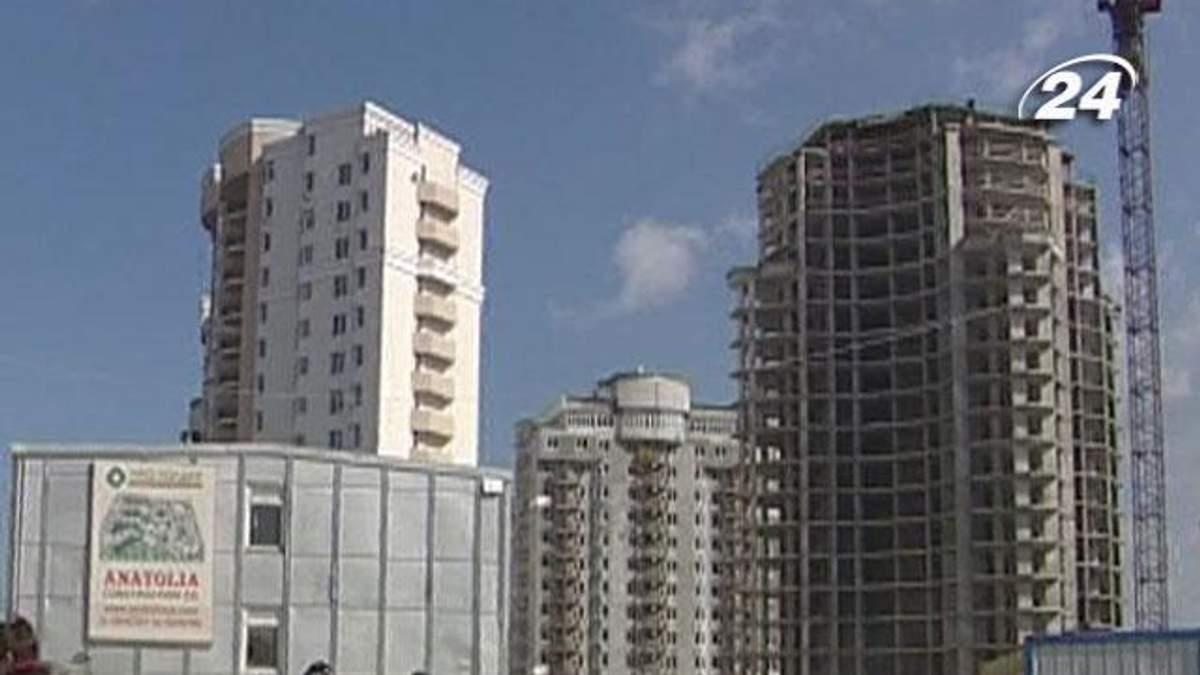 На одного українця припадає 23 кв метри житла