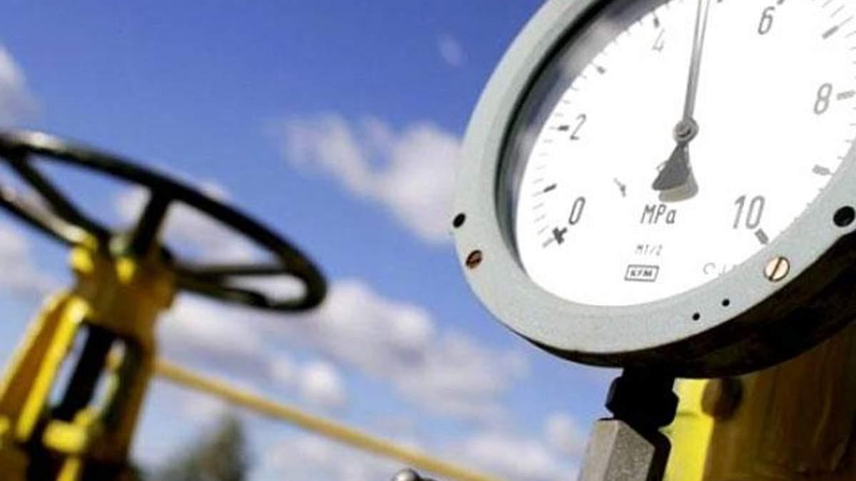 Европа отреагировала на остановку реверса газа Украиной