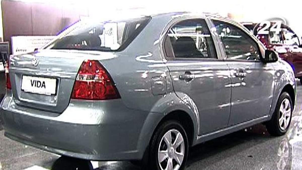 Виробництво автомобілів впало на 30%, - Укравтопром