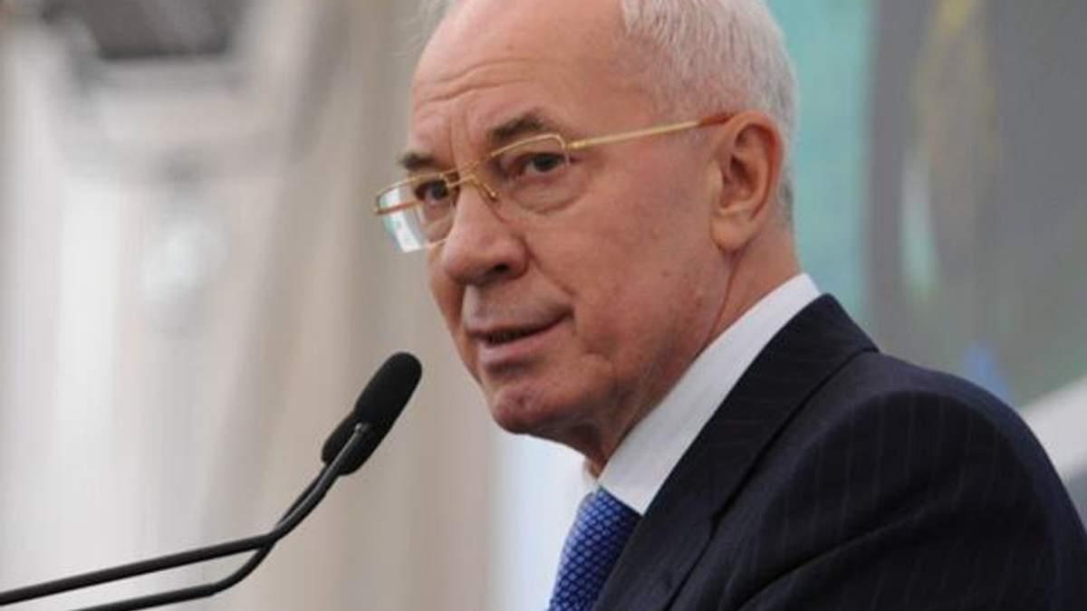 Азаров готовий довести, що видобуток сланцевого газу не зашкодить екології Росії