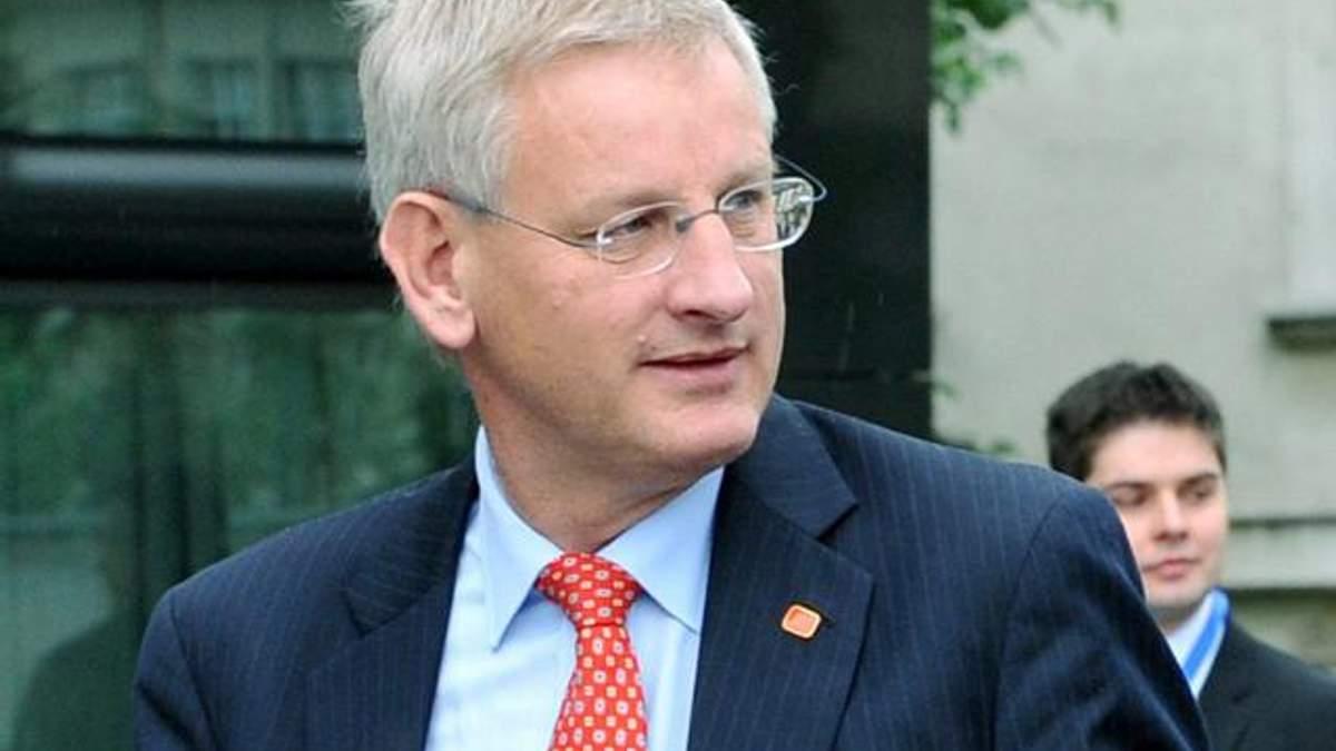 ЄС чекає українські товари на своєму ринку, — Більдт