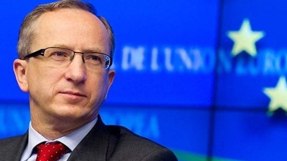 ЄС планує інвестувати в український бізнес 100 млн. євро, – Томбінський