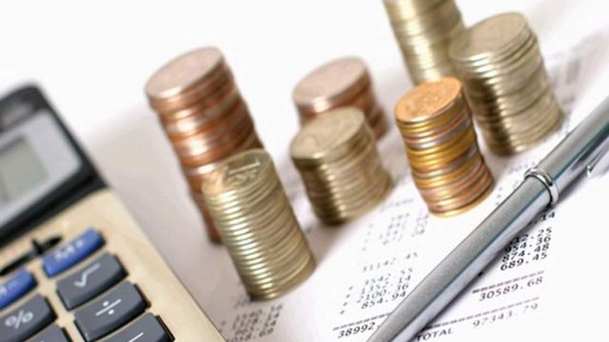 Доходи держбюджету України зросли на 14,3 млрд. грн.