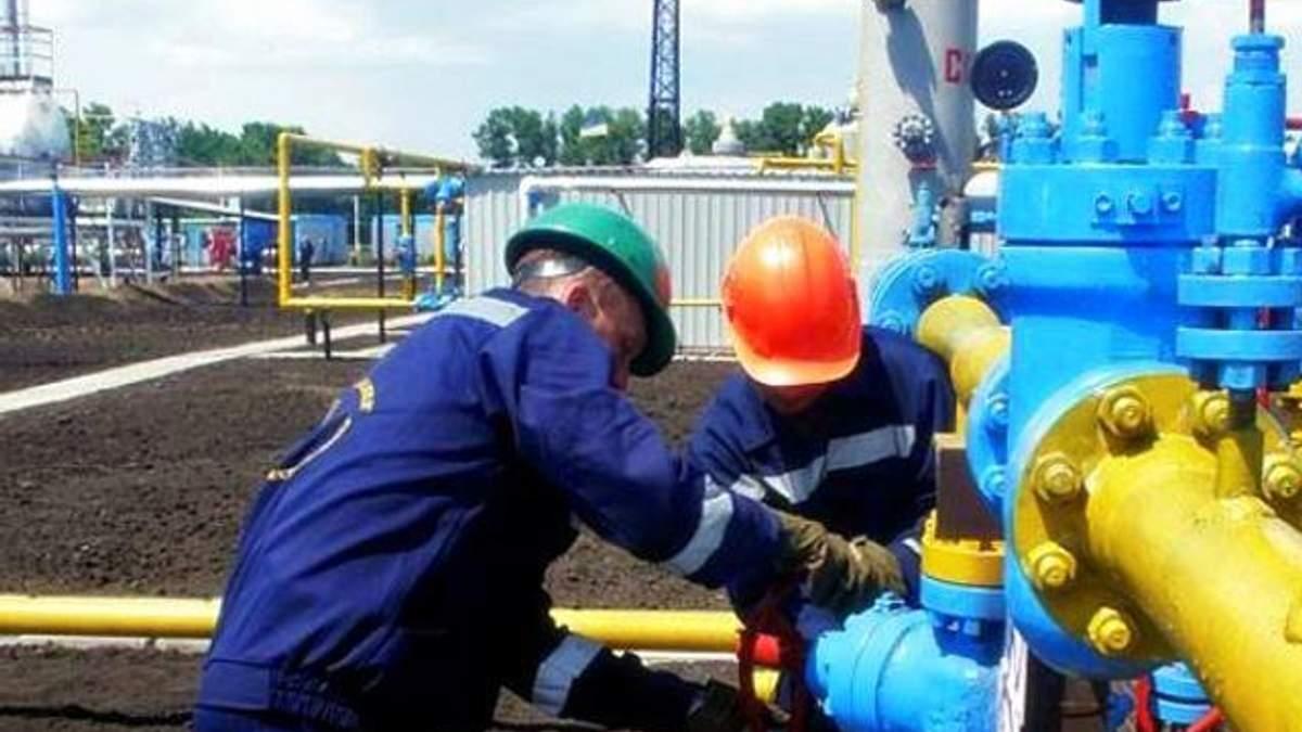 Украина за три месяца сократила импорт российского газа почти на 14%