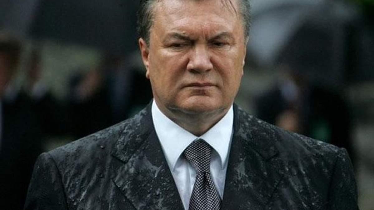 Швейцария подтвердила, что заморозила активы Януковича и его окружения на сумму почти 200 млн $